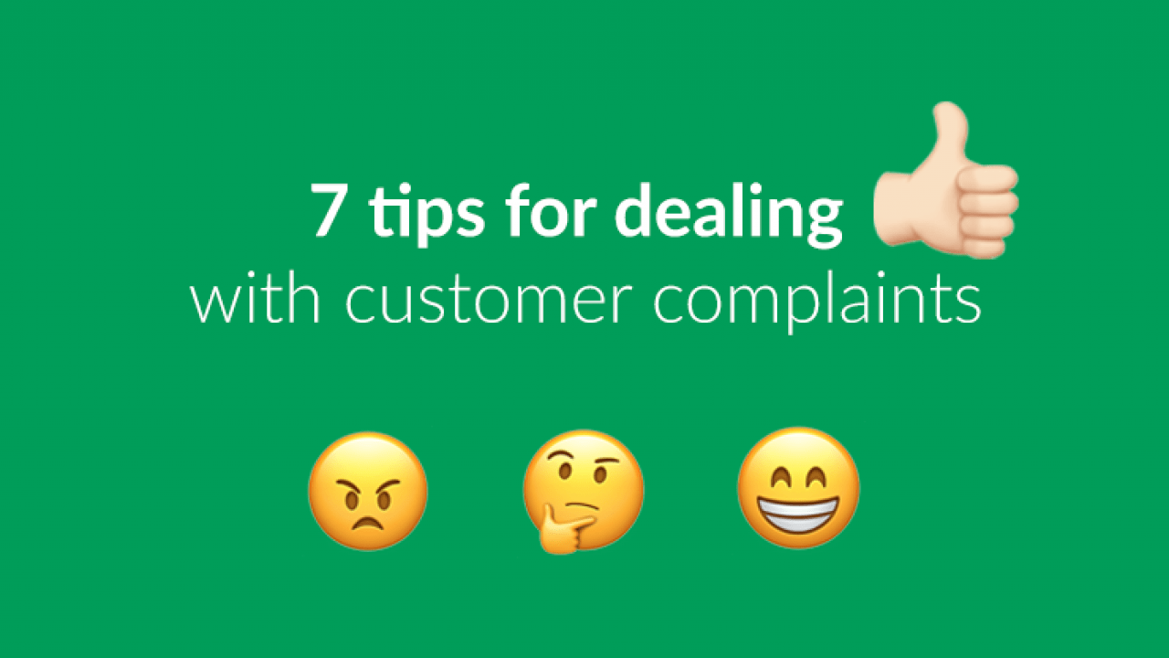 7 tips for great customer service