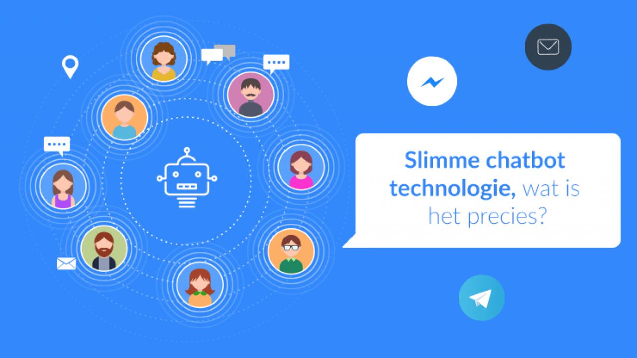 Slimme chatbot-technologie, wat is het precies?