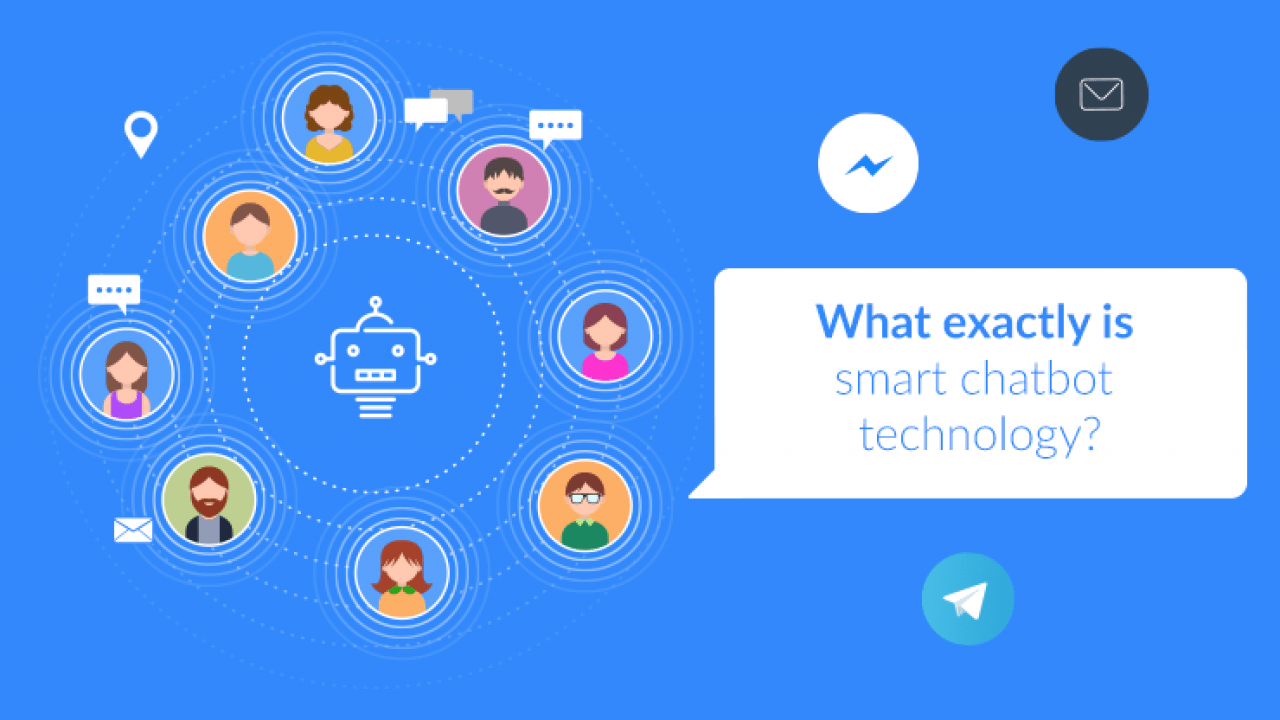 What Exactly Is Smart Chatbot Technology?