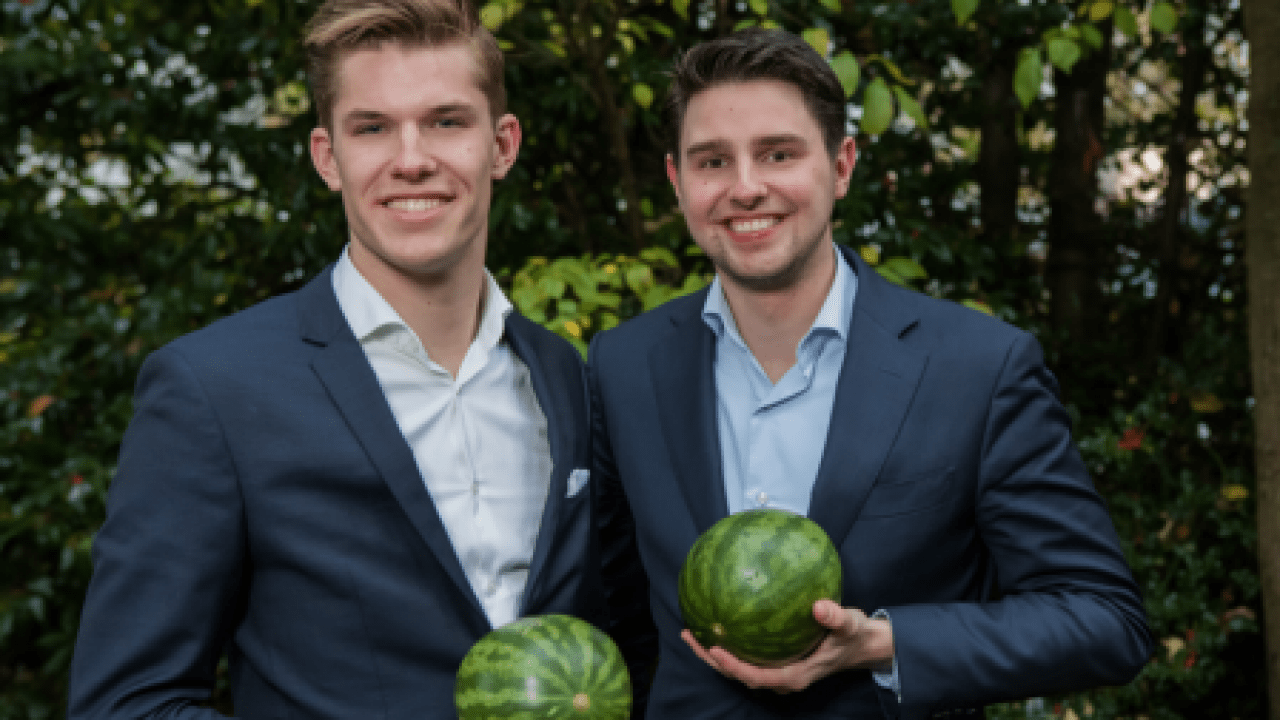 Watermelon Messenger funding