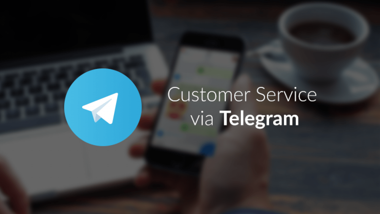 Customer Service via Telegram