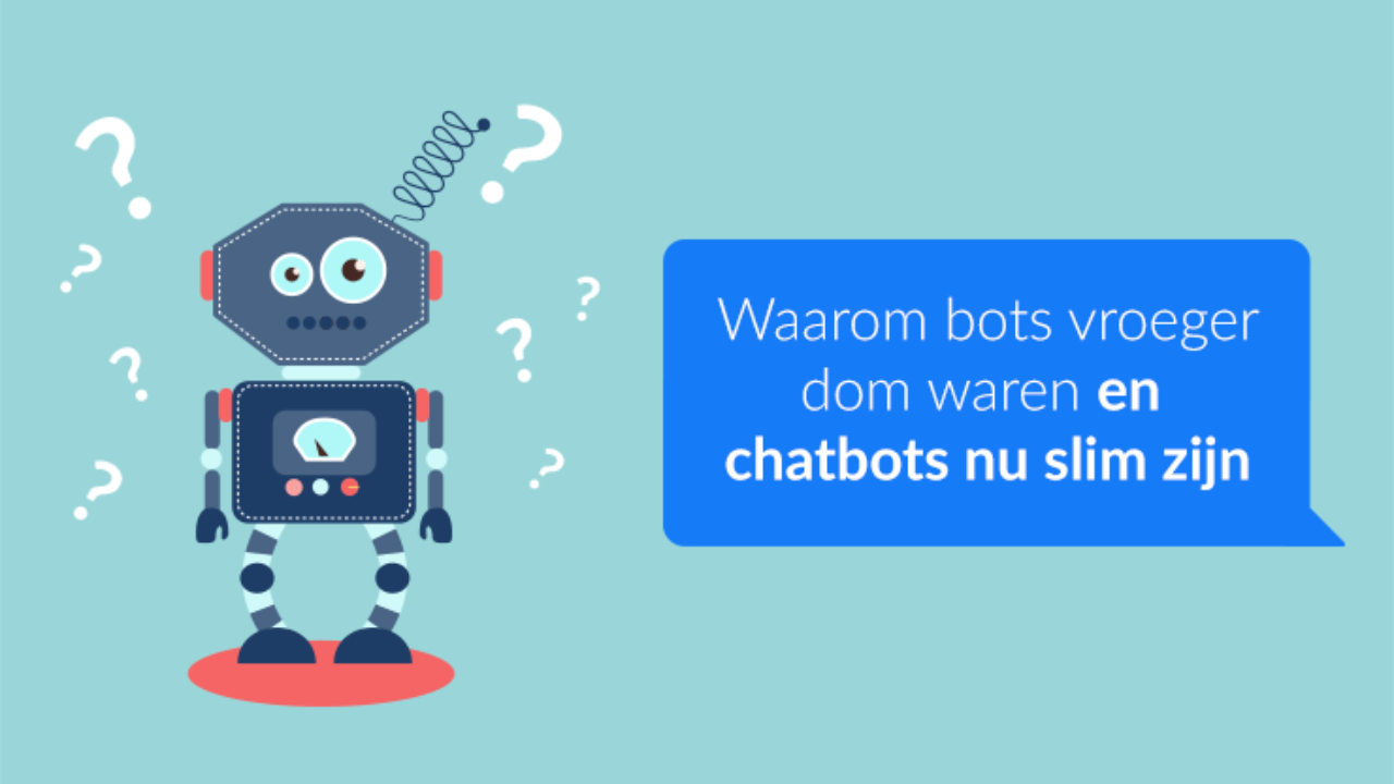 Chatbots zijn nu slim