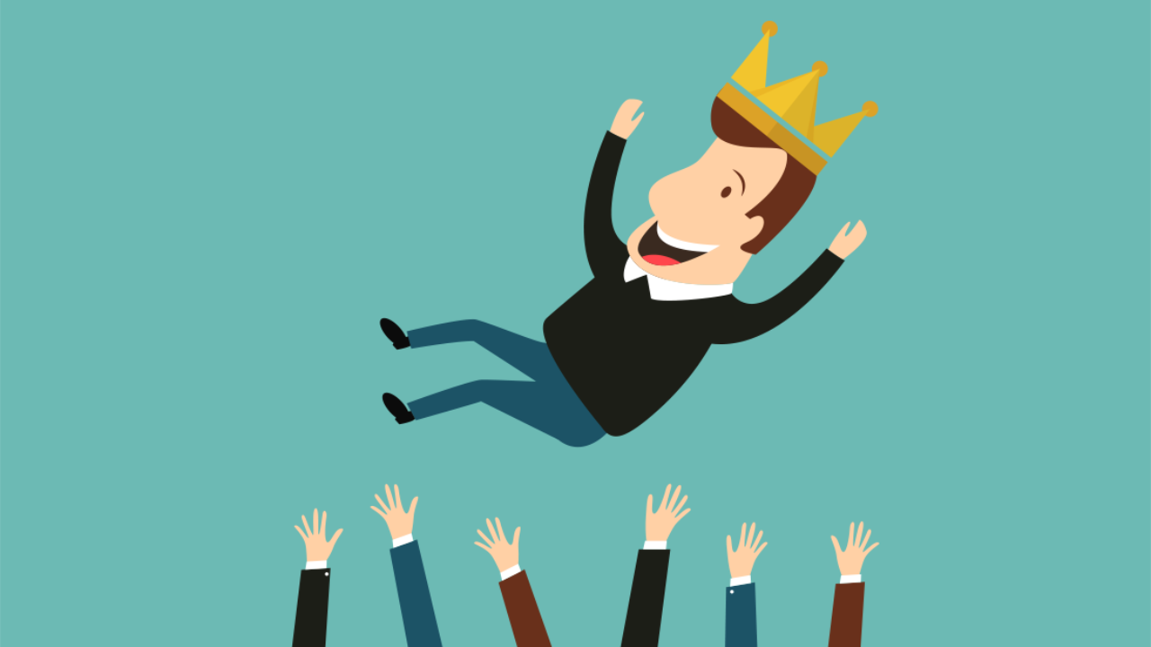 Why the customer is always king
