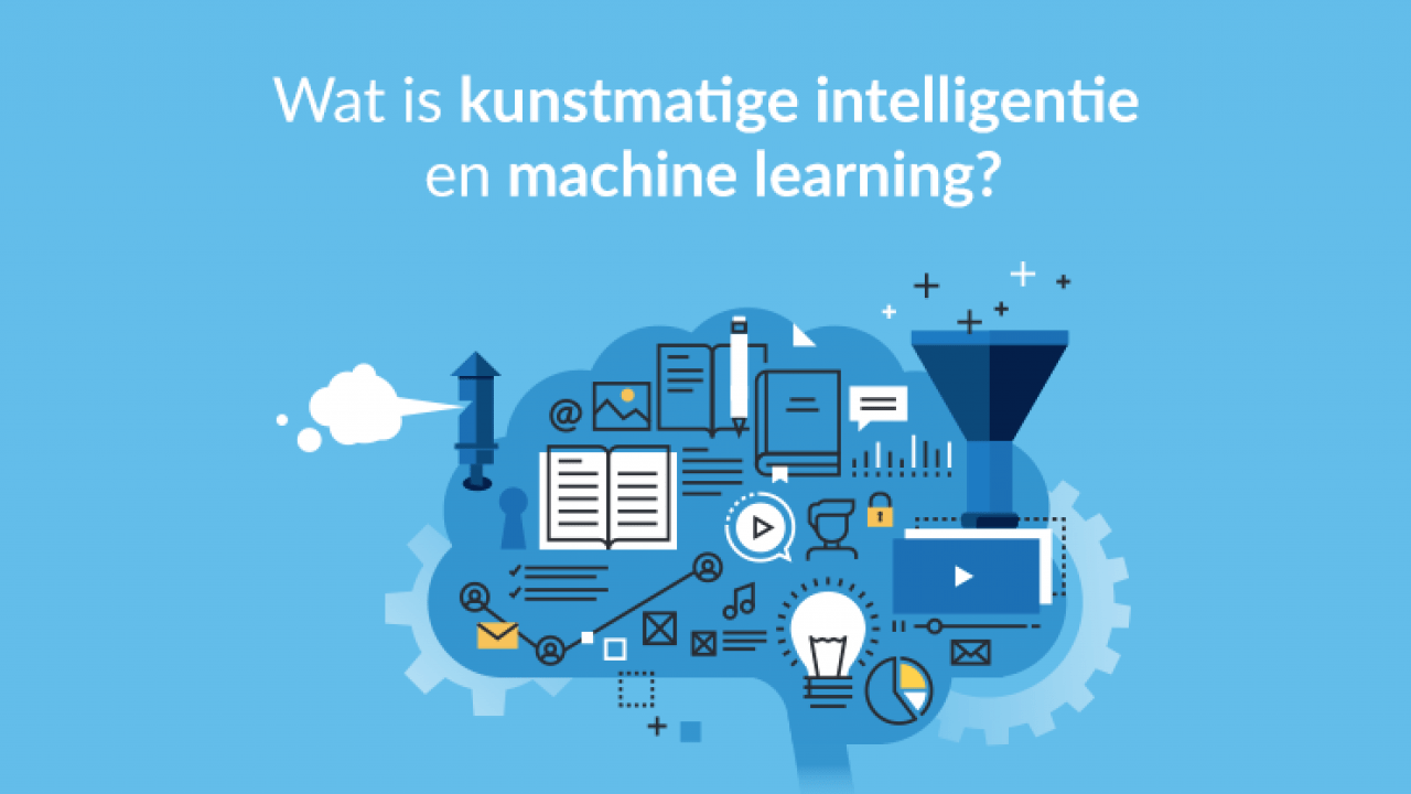 Kunstmatige intelligentie en machine learning