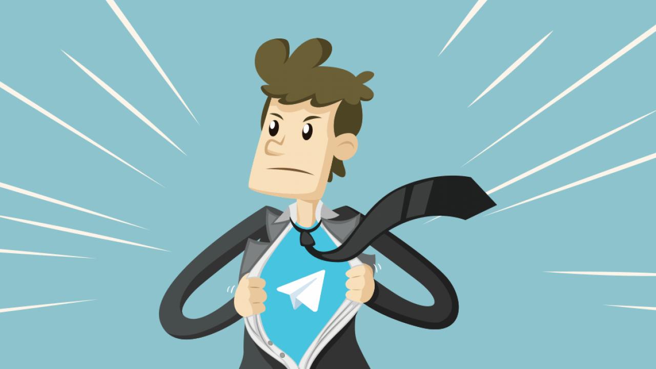 Telegram als klantenservicetool