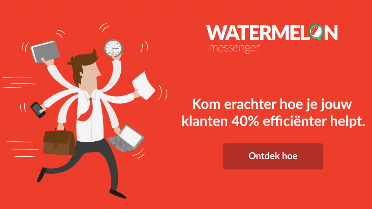 Help je klanten efficienter