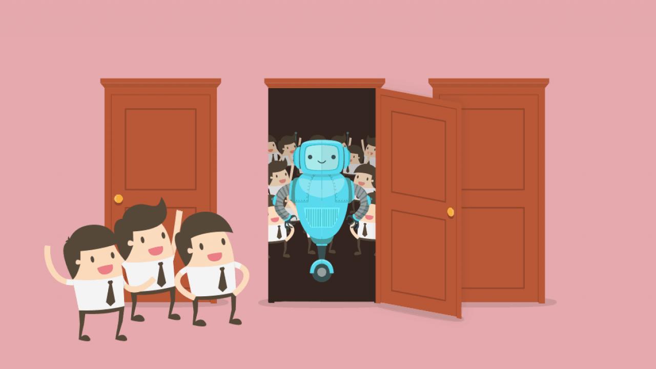 Zo kun je nieuwe klanten binnenhalen met behulp van een chatbot