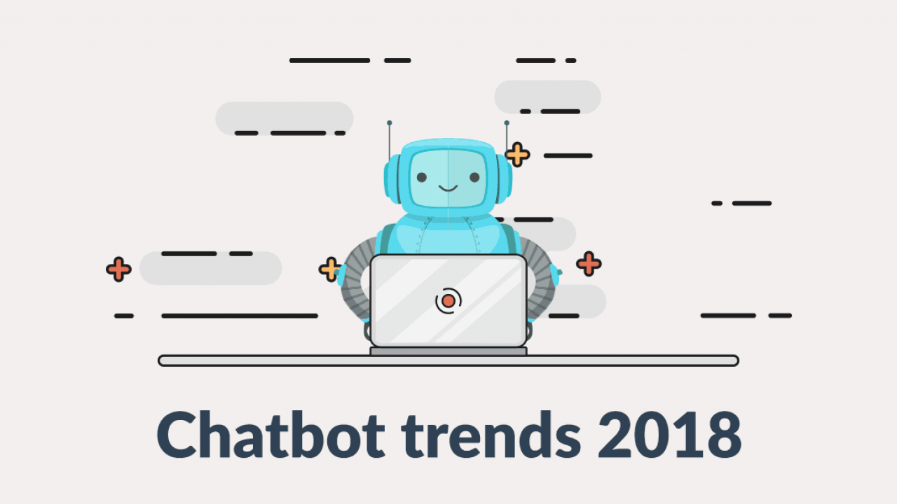 De 4 belangrijkste chatbot trends in 2018