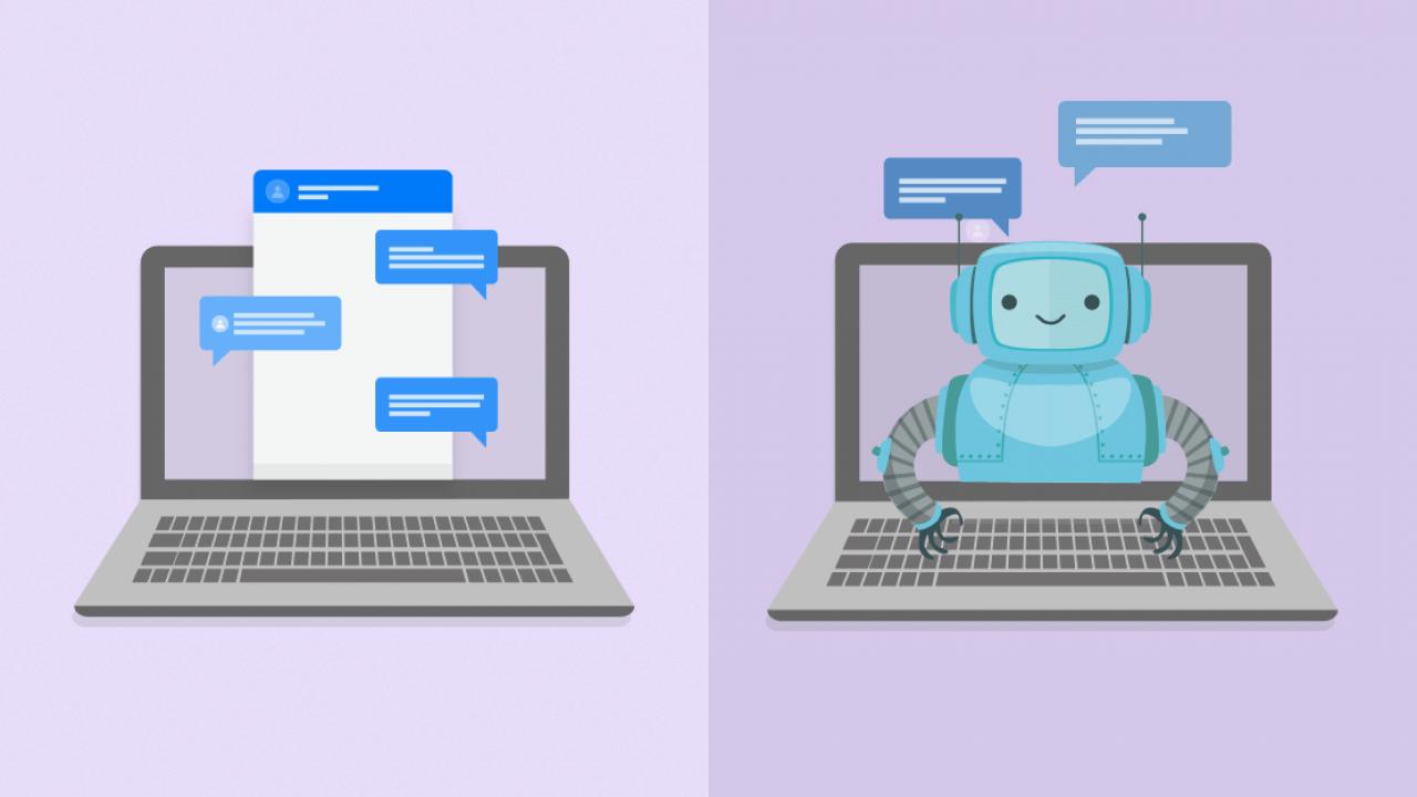Verschil tussen chatbot en chatbox