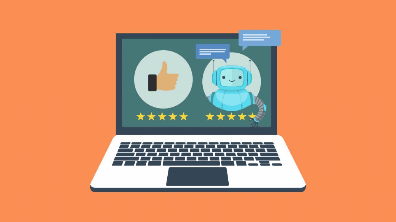 Zorgen chatbots voor meer tevreden klanten