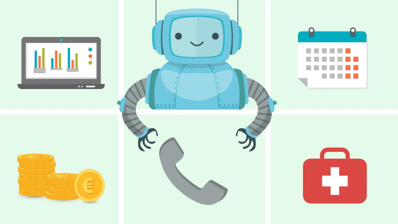 5 manieren hoe je een chatbot kunt inzetten