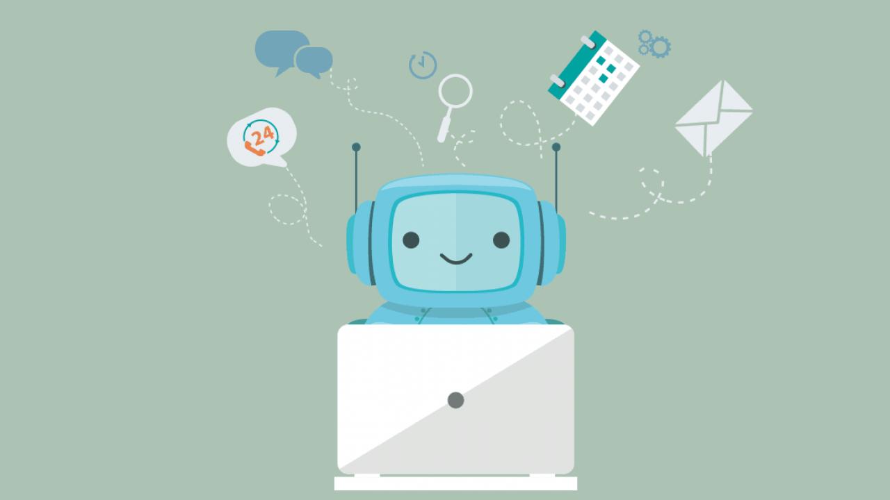 Chatbot voor interne organisatie de virtuele HR medewerker