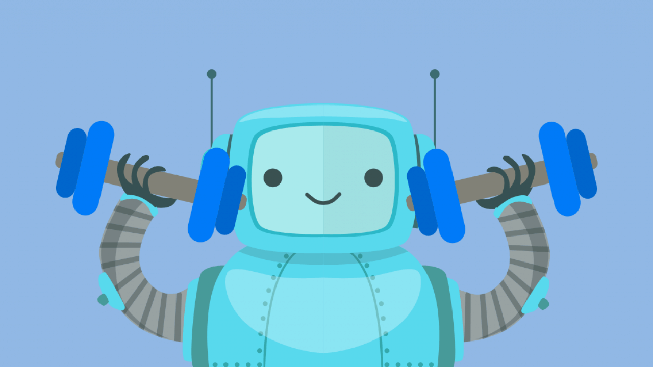 chatbot trainen