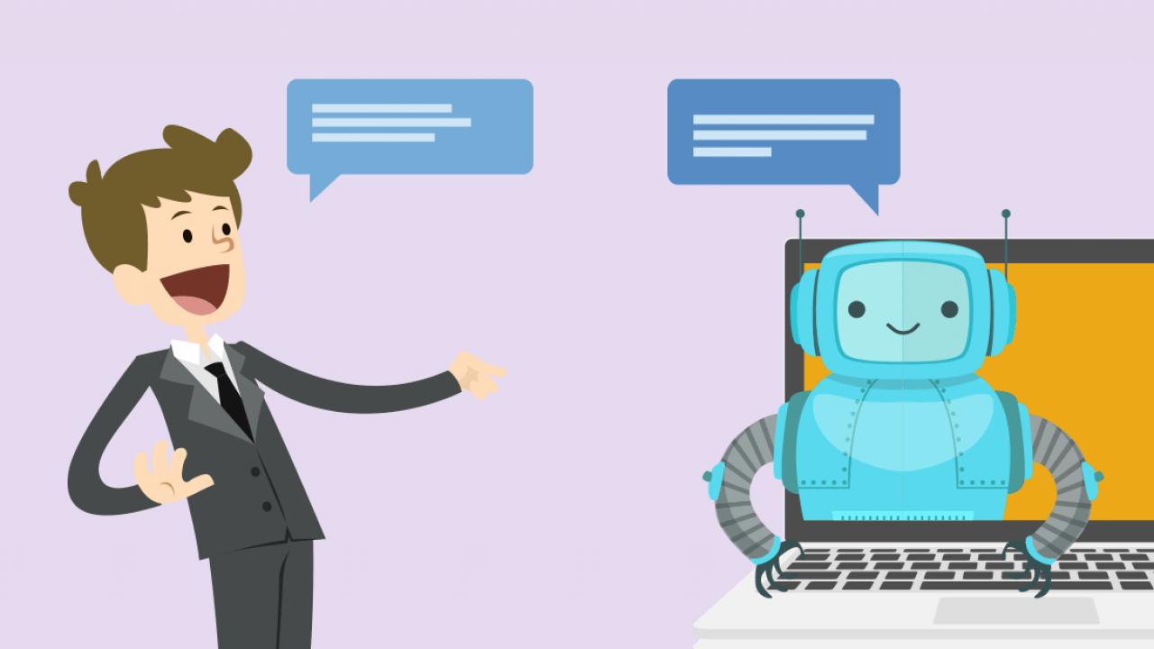 Waarom het belangrijk is dat chatbots kunnen kletsen