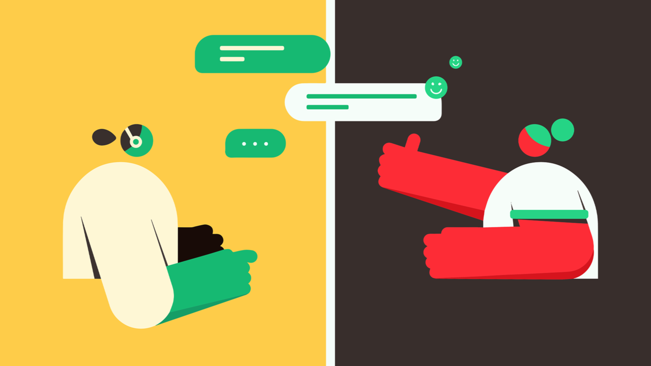 Webcare in de klantenservice: proactieve communicatie