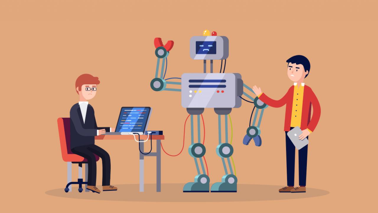 zelf een chatbot bouwen