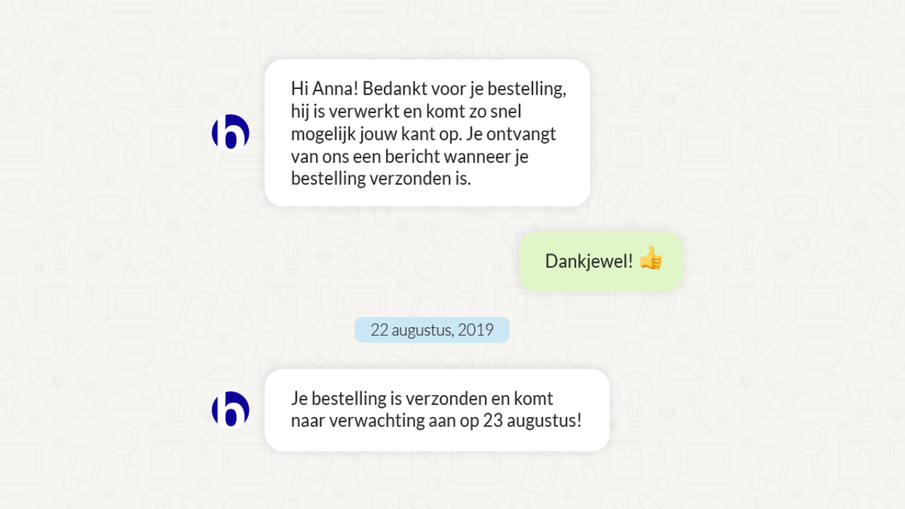 Wat is een Templated Message van WhatsApp?