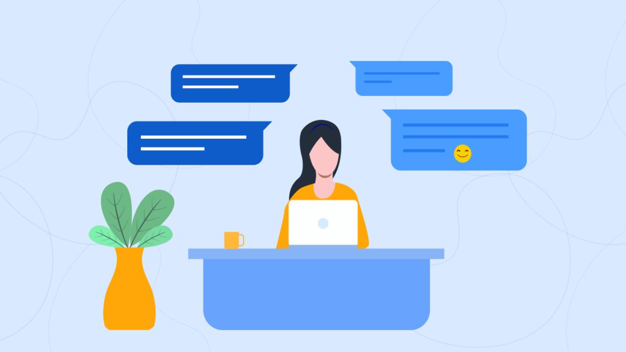 10 tips voor het effectief afhandelen van chatgesprekken