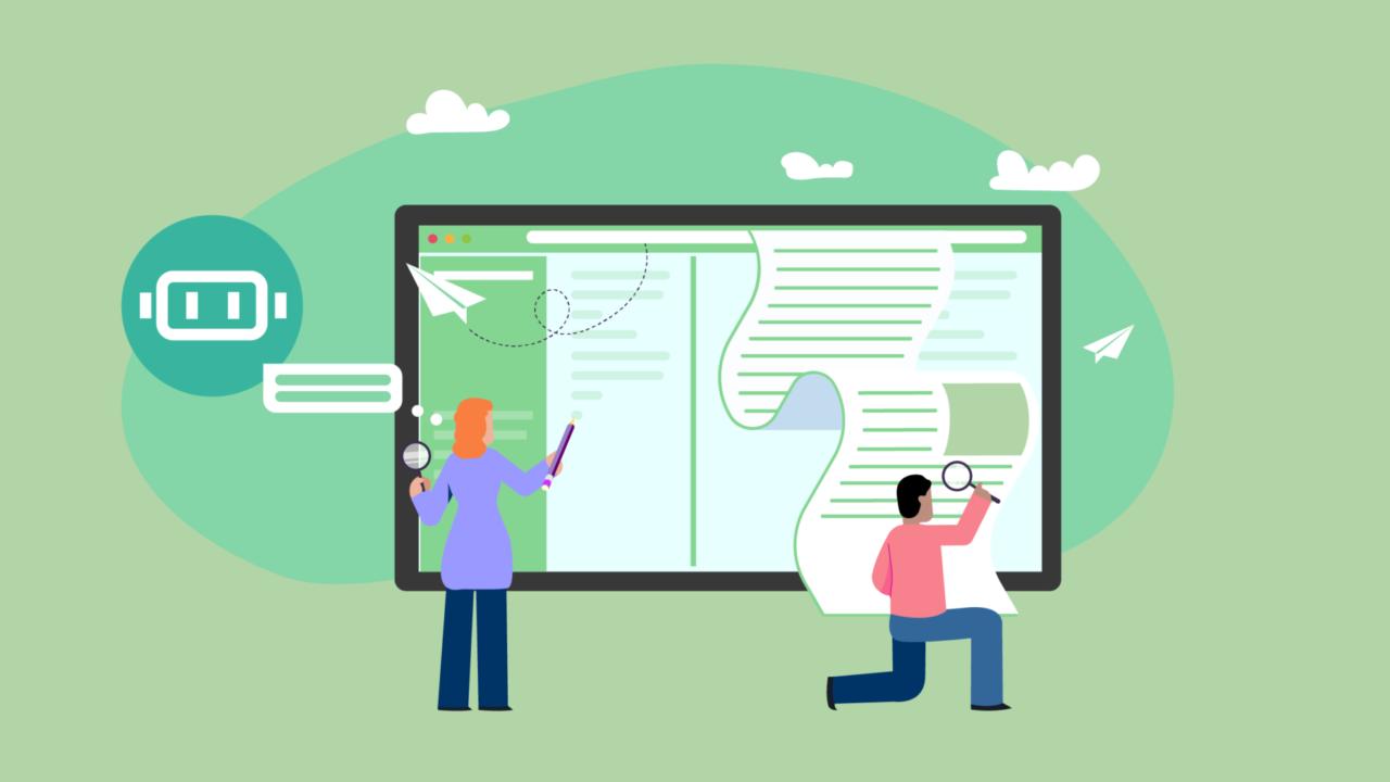 Hoe een chatbot de content op je website bepaalt