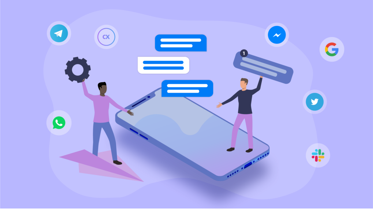 messaging-apps-chatbot