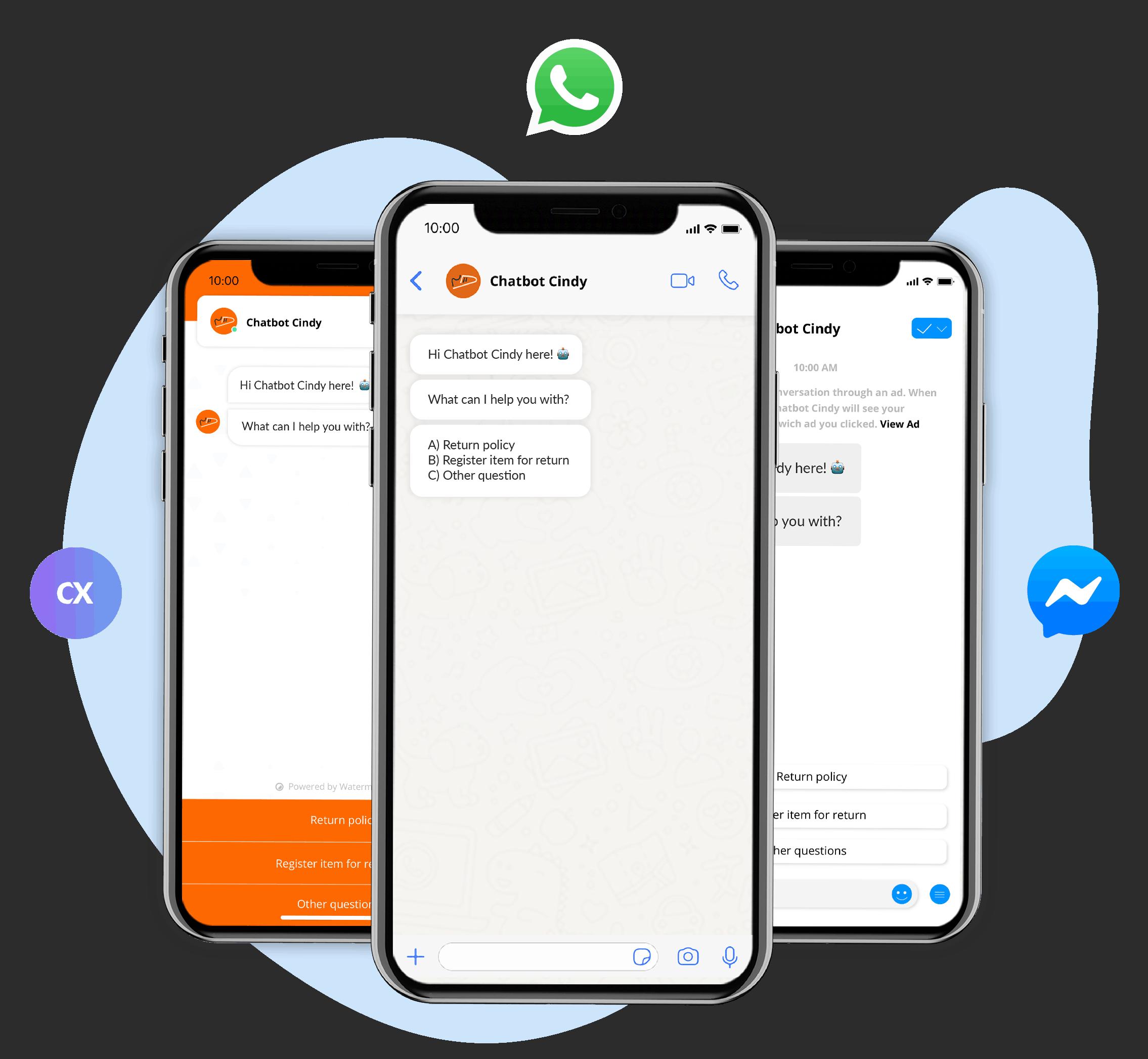 Channels-chatbot