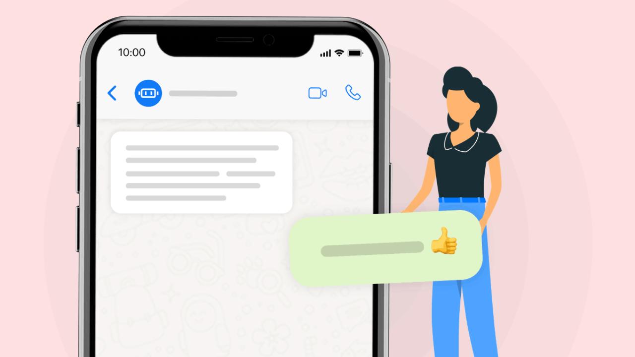 Een WhatsApp chatbot bouwen: het begin - Watermelon Blog