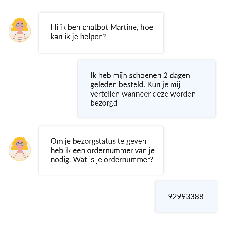 Klantenservice-chatbot