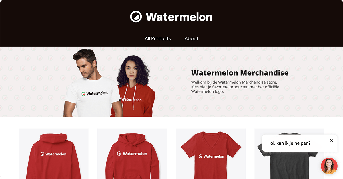 Website-widget-icoon