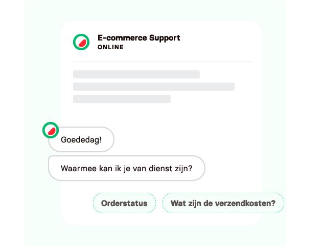 klantenservice verbeteren met een chatbot