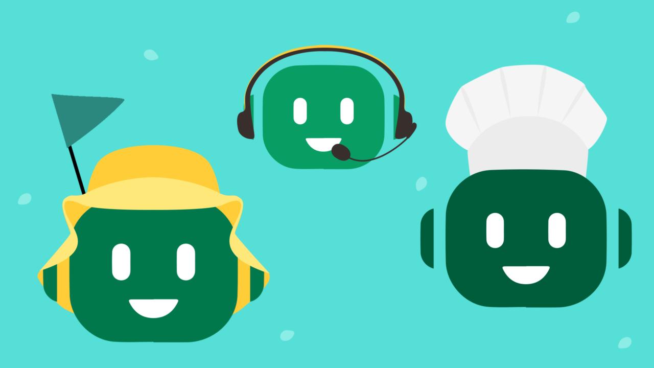 Welke rollen kan jouw webshop chatbot aannemen?