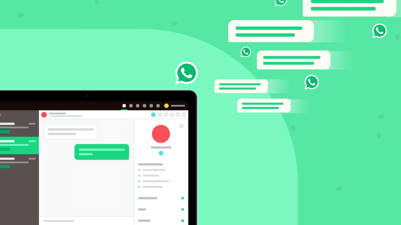WhatsApp Business desktop